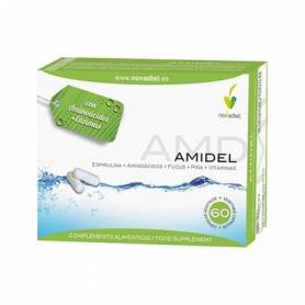 AMIDEL 60cap NOVADIET Suplementos nutricionales 21,49€