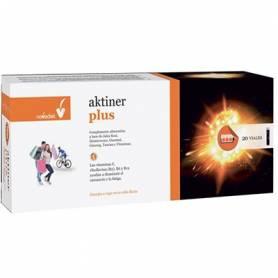 AKTINER PLUS 20amp NOVADIET Suplementos nutricionales 25,27€