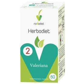 VALERIANA 60comp NOVADIET Plantas Medicinales 4,18€