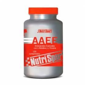 AAEE AMINO ESENCIAL 1000MG 100comp NUTRI SPORT Suplementos nutricionales 24,85€