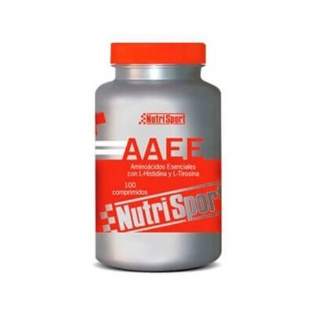 AAEE AMINO ESENCIAL 1000MG 100comp NUTRI SPORT Nutrición Deportiva 24,09€