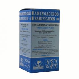 AMINO RAMIFICADO 1GR 100comp NUTRI SPORT