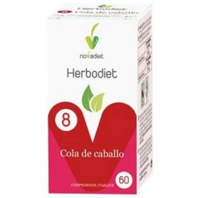 COLA DE CABALLO 60cap NOVADIET Plantas Medicinales 4,89€