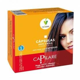 CAPILARE ANTI-CAIDA 60cap NOVADIET Plantas Medicinales 11,13€
