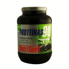 PROTEINAS 90 NEUTRO 1,5kg NUTRI SPORT Nutrición Deportiva 55,71€