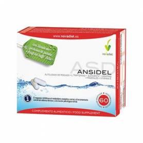ANSIDEL 60cap NOVADIET Suplementos nutricionales 21,53€