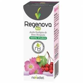 ACEITE DE ROSA MOSQUETA PURO ECO 15ml NOVADIET Suplementos nutricionales 5,70€