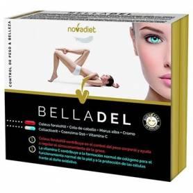 BELLADEL 60cap NOVADIET Suplementos nutricionales 15,30€