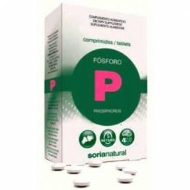 FOSFORO RETARD 36comp SORIA NATURAL Suplementos nutricionales 12,24€