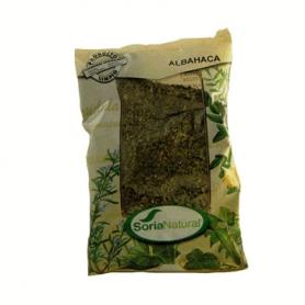 ALBAHACA 40gr SORIA NATURAL Plantas Medicinales 1,31€
