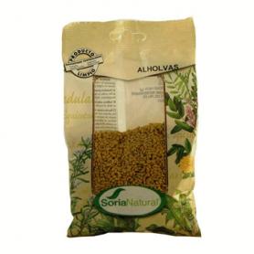ALHOLVAS 150gr SORIA NATURAL Plantas Medicinales 2,24€