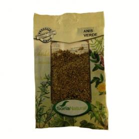 ANIS VERDE 60gr SORIA NATURAL Plantas Medicinales 1,70€