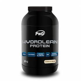 HYDROLEAN PROTEIN COOKIES & CREAM 2kg PWD