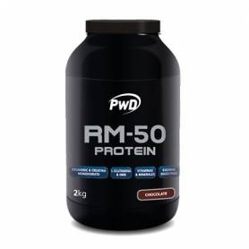 RM-50 PROTEIN CHOCOLATE 2kg PWD Nutrición Deportiva 50,74 €