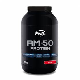 RM-50 PROTEIN FRESA 2kg PWD Nutrición Deportiva 50,74 €