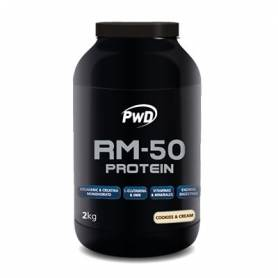 RM-50 PROTEIN COOKIES & CREAM 2kg PWD Nutrición Deportiva 50,74 €