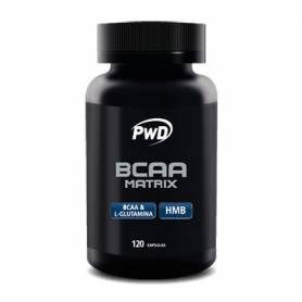BCAA MATRIX 120cap PWD