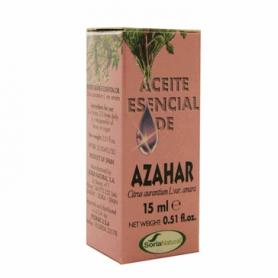 ACEITE ESENCIAL AZAHAR 15ml SORIA NATURAL Cosmética e higiene natural 7,33€