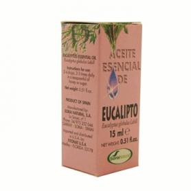 ACEITE ESENCIAL EUCALIPTO 15ml SORIA NATURAL Cosmética e higiene natural 4,95€