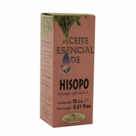 ACEITE ESENCIAL HISOPO 15ml SORIA NATURAL Cosmética e higiene natural 27,83€