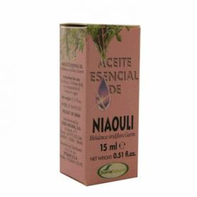 ACEITE ESENCIAL NIAOULI 15ml SORIA NATURAL Cosmética e higiene natural 6,41€