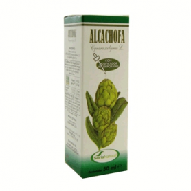 EXTRACTO DE ALCACHOFA 50ml SORIA NATURAL