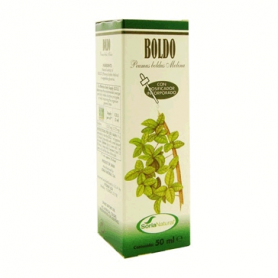 EXTRACTO BOLDO 50ml SORIA NATURAL Plantas Medicinales 8,11 €