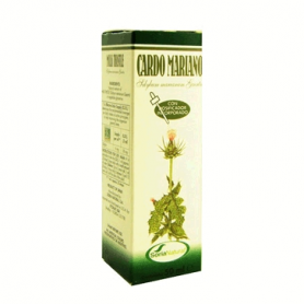 EXTRACTO CARDO MARIANO 50ml SORIA NATURAL Plantas Medicinales 6,48€