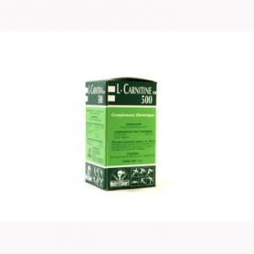 CARNITINA FATBURNERS 500 40comp NUTRI SPORT Suplementos nutricionales 21,02€