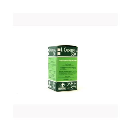CARNITINA FATBURNERS 500 40comp NUTRI SPORT