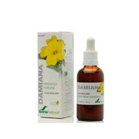 EXTRACTO DAMIANA 50ml SORIA NATURAL Plantas Medicinales 6,84€