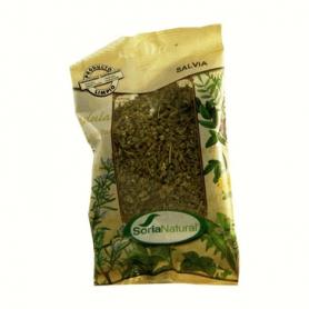 SALVIA 40gr SORIA NATURAL Plantas Medicinales 1,15€