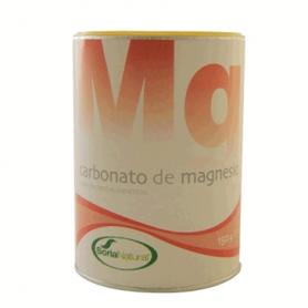 CARBONATO MAGNESIO 150gr SORIA NATURAL Suplementos nutricionales 4,76€