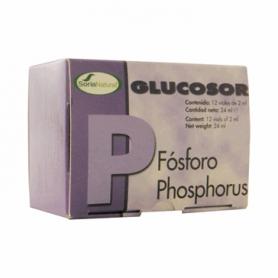 GLUCOSOR FOSFORO 12amp SORIA NATURAL Suplementos nutricionales 13,05€