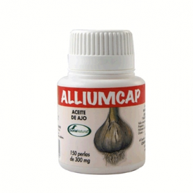 ACEITE DE AJO ALLIUMCAP 150perl SORIA NATURAL