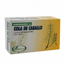 COLA DE CABALLO 60comp SORIA NATURAL