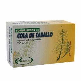 COLA DE CABALLO 60comp SORIA NATURAL Plantas Medicinales 6,17€