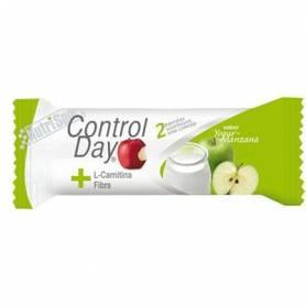 CONTROL DAY BAR. YOGUR MANZANA 24ud NUTRI SPORT