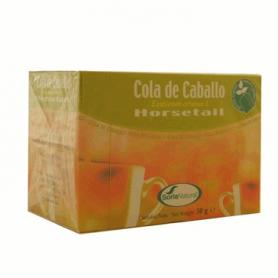 COLA DE CABALLO Infusión 20ud SORIA NATURAL Plantas Medicinales 2,42€