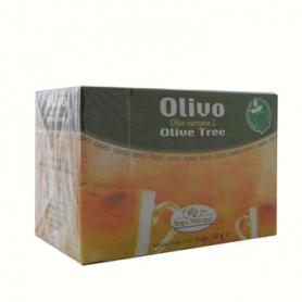 OLIVO Infusión 20ud SORIA NATURAL Plantas Medicinales 2,40€