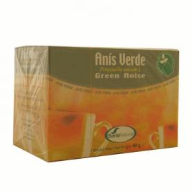 ANIS VERDE Infusión 20ud SORIA NATURAL Plantas Medicinales 2,98€