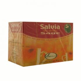 SALVIA Infusión 20ud SORIA NATURAL Plantas Medicinales 2,85€