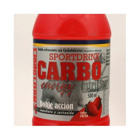 SPORTDRINK CARBO FRESA LIQUIDO 500ml NUTRI SPORT Nutrición Deportiva 1,66€