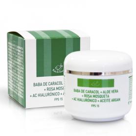 CREMA FACIAL BABA CARACOL 50ml PRISMA NATURAL Cosmética e higiene natural 17,85€