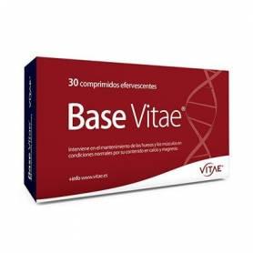 BASE VITAE efervescente 30comp VITAE Suplementos nutricionales 17,42€