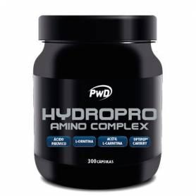 HYDROPRO AMINO COMPLEX 300cap PWD Nutrición Deportiva 35,69€