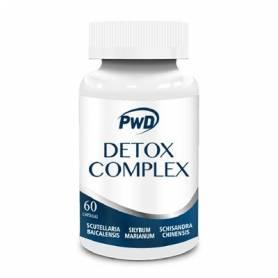 DETOX COMPLEX 60cap PWD Suplementos nutricionales 15,39€