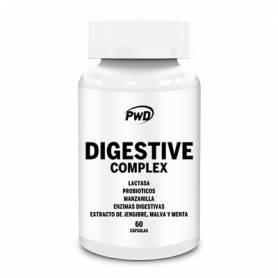 DIGESTIVE COMPLEX 60cap PWD Suplementos nutricionales 18,62€