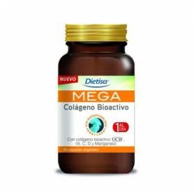 MEGA COLAGENO UC-II 30cap DIETISA Suplementos nutricionales 21,59€