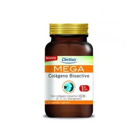 MEGA COLAGENO UC-II 30cap DIETISA Suplementos nutricionales 21,84€